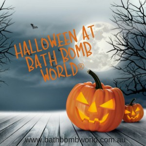 Halloween At Bath Bomb World®